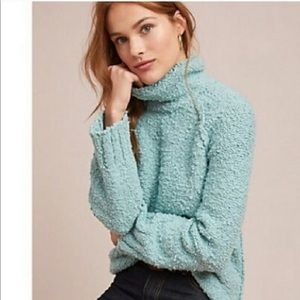 Anthropologie Sweaters - Moth By Anthropology Thick Turtle Neck Sweater